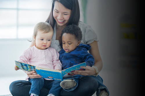 APPLY FOR LICENSED CHILD CARE SERVICES